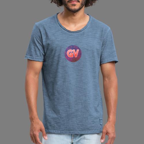 GV 2.0 - Mannen Vintage T-shirt