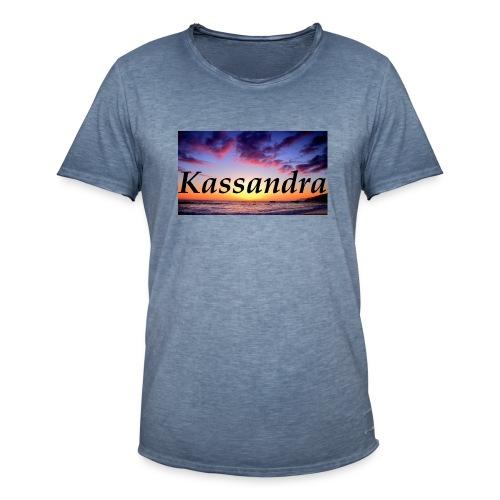 kassandra - Men's Vintage T-Shirt