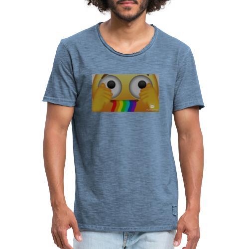 Det rigtige æg - Herre vintage T-shirt