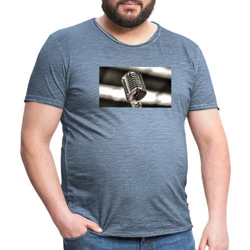 Cantar es mi Pasión - Camiseta vintage hombre