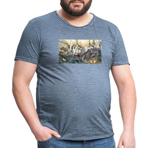 73644 - Camiseta vintage hombre
