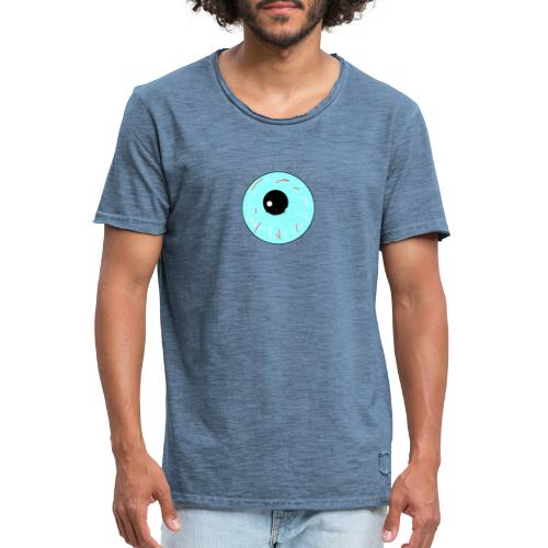 ojo - Camiseta vintage hombre