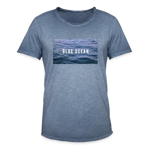 BLUEOCEAN - Men's Vintage T-Shirt