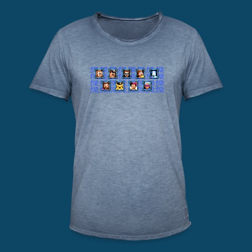 Benzaie LIVE - MUG - T-shirt vintage Homme