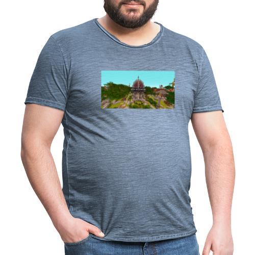 ServerFun.de - Männer Vintage T-Shirt