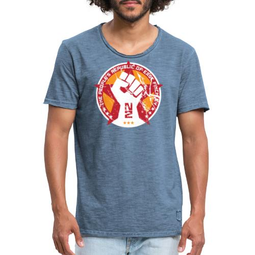 The people's republic of East Finchley - Men's Vintage T-Shirt