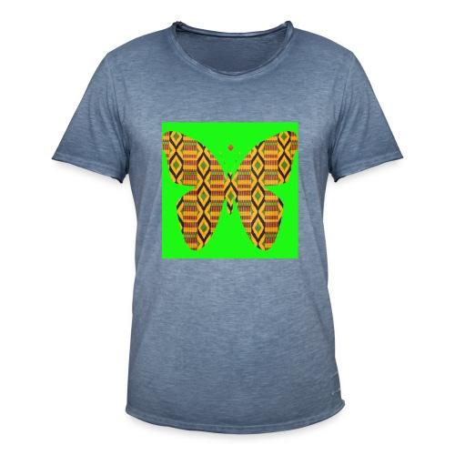 African design - T-shirt vintage Homme