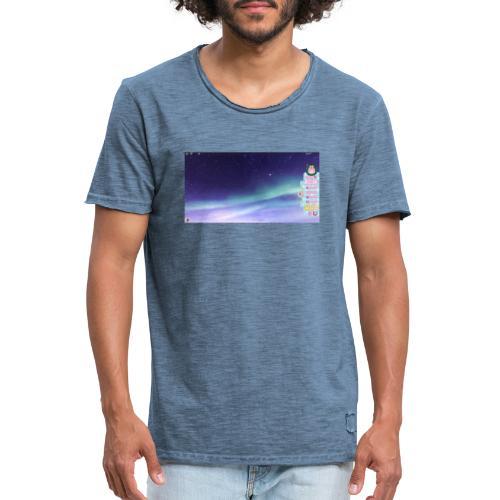 roblox hoodie - Mannen Vintage T-shirt