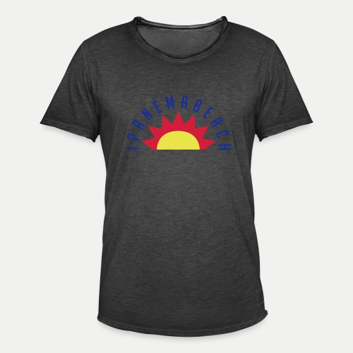 Ipanema Beach - Men's Vintage T-Shirt