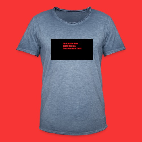 Mens - Men's Vintage T-Shirt