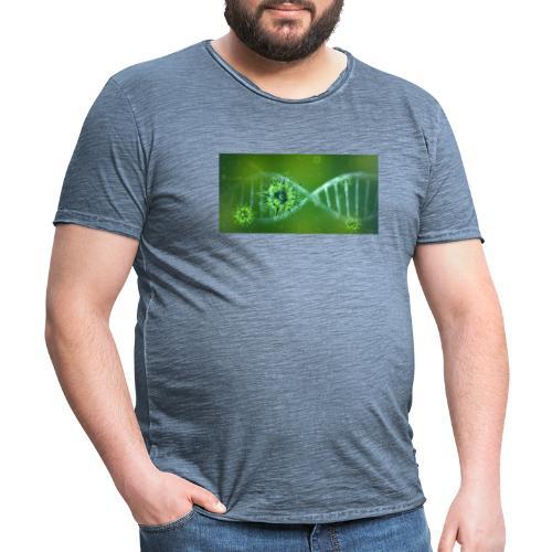 coronavirus stevanka - Männer Vintage T-Shirt