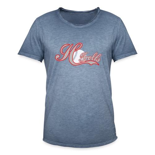 Hat logo - Herre vintage T-shirt