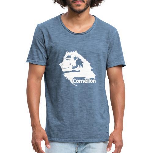 Comélion marque - T-shirt vintage Homme