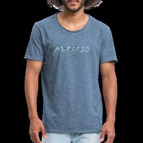 Trust the process - Men's Vintage T-Shirt