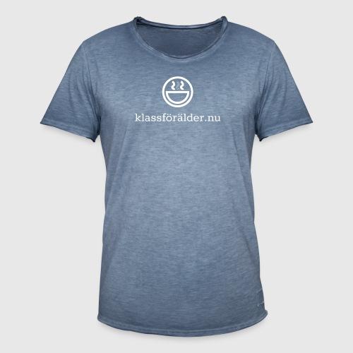 Klassförälder.nu helt enkelt - Vintage-T-shirt herr