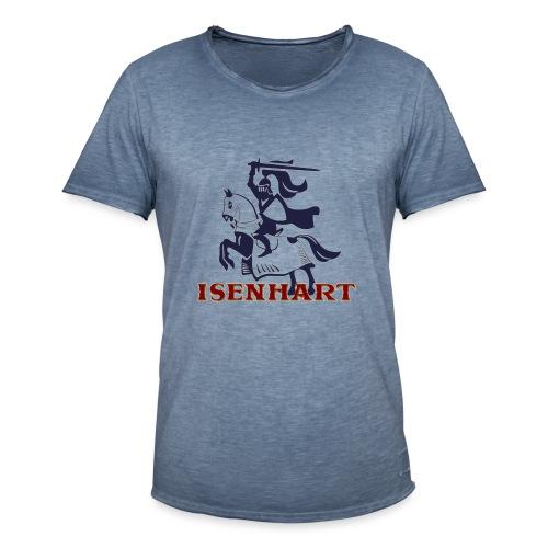 Isenhart zu Pferd 2 - Männer Vintage T-Shirt