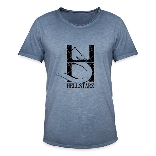 HELLSTARZ SNK - T-shirt vintage Homme