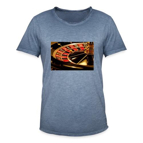 Gambling - Men's Vintage T-Shirt
