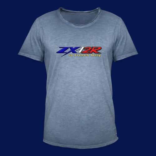 2020 Logo - T-shirt vintage Homme