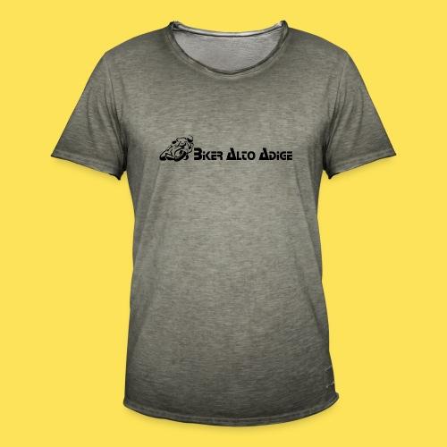 Logo - Maglietta vintage da uomo