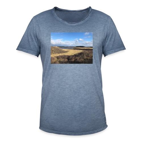 KARA-duinen - Mannen Vintage T-shirt