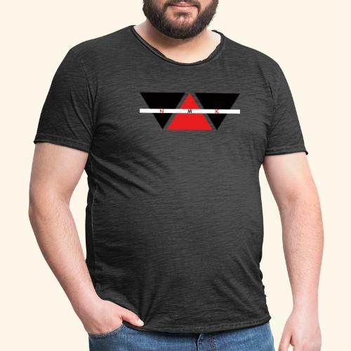 NMK MARCHIO - Maglietta vintage da uomo