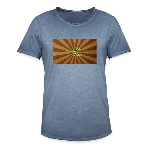 THELUMBERJACKS - Men's Vintage T-Shirt