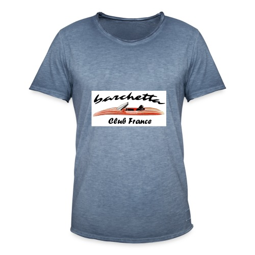 barchetta - T-shirt vintage Homme