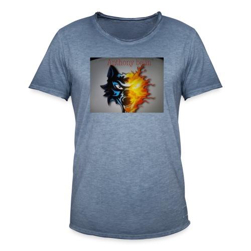 E44A4C12 938F 44EE 9F52 2551729D828D - T-shirt vintage Homme