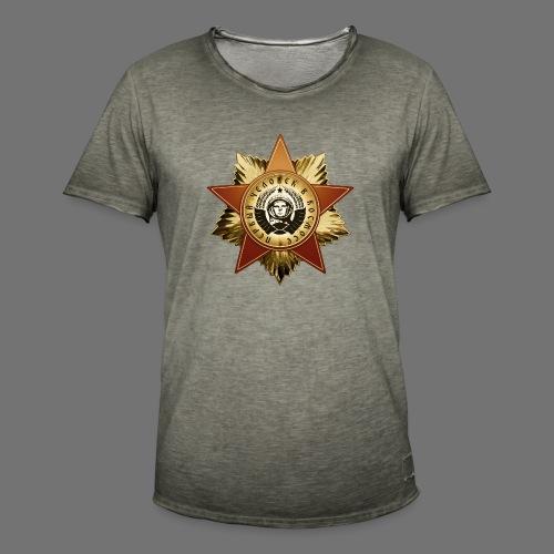 Cosmonaut Medal - Men's Vintage T-Shirt
