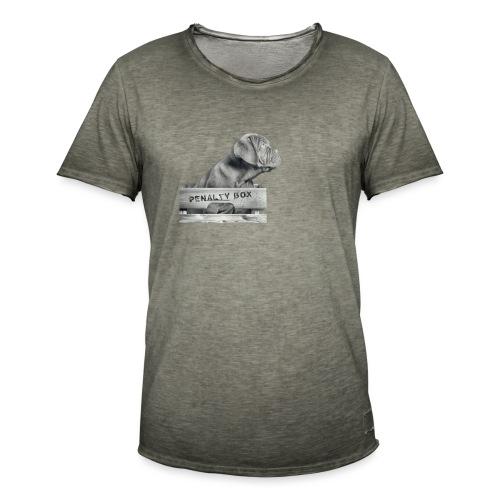 Penalty Box - Herre vintage T-shirt