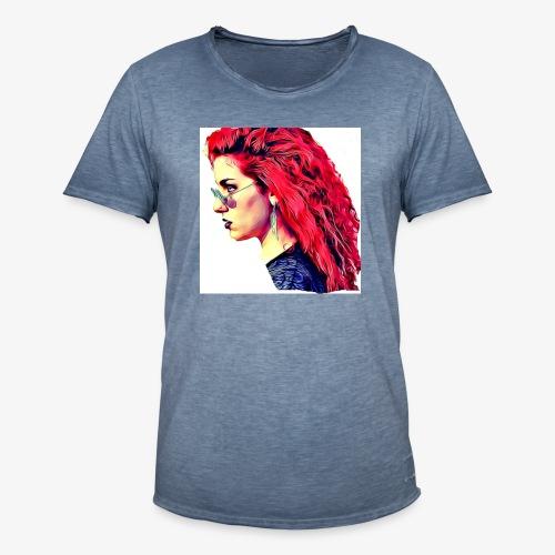 MINERVA - Camiseta vintage hombre