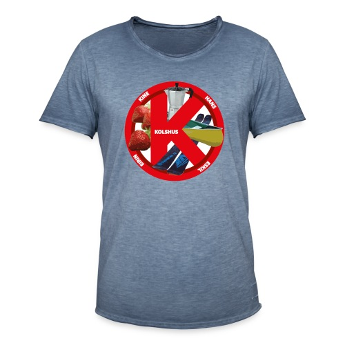 logoforeskil - Men's Vintage T-Shirt