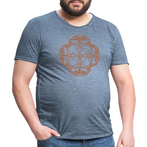 Anglian gold (Mellowed) - Men's Vintage T-Shirt