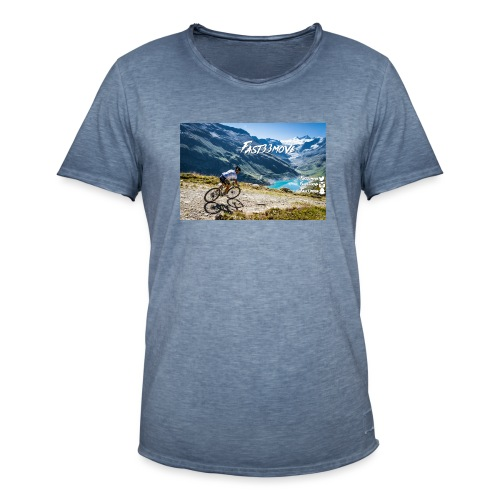 Merch 11111111111 - Vintage-T-shirt herr