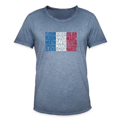 Team Austria - Männer Vintage T-Shirt