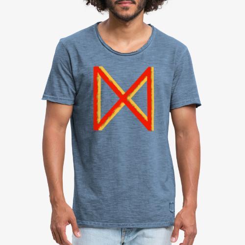 Dagazrunen - Männer Vintage T-Shirt