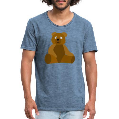 nounours - T-shirt vintage Homme