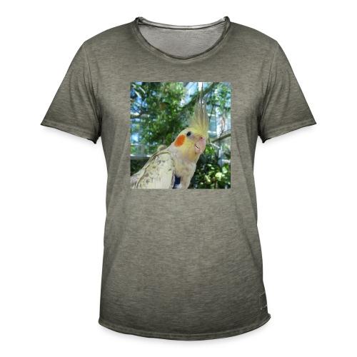 ninjanen - Miesten vintage t-paita
