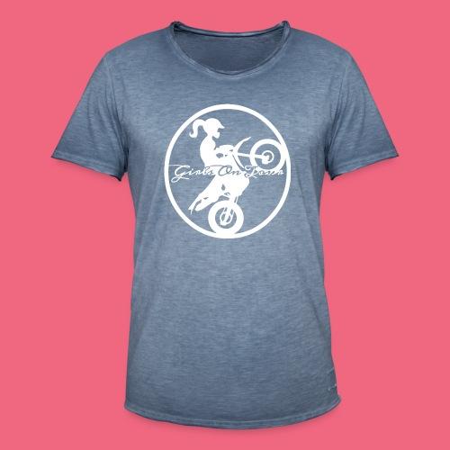 Girls On Tour Hoodie - Mannen Vintage T-shirt