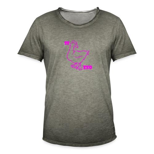 REBUS...STOCAZZO - Maglietta vintage da uomo