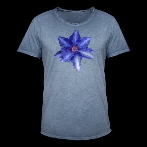 blume - Männer Vintage T-Shirt