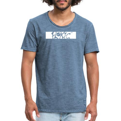 FLOXIC LOGO R - Männer Vintage T-Shirt