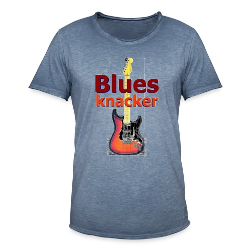 bk transpbig - Männer Vintage T-Shirt