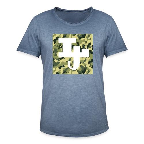 Lil jåkim Merke - Vintage-T-skjorte for menn