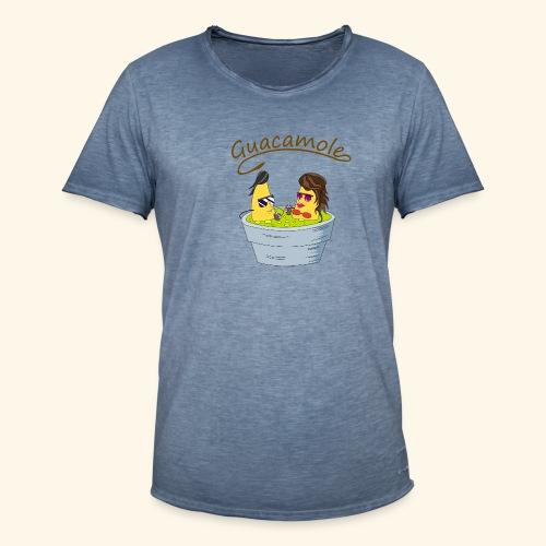 Guacamole - Camiseta vintage hombre