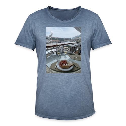 Monaco - Männer Vintage T-Shirt