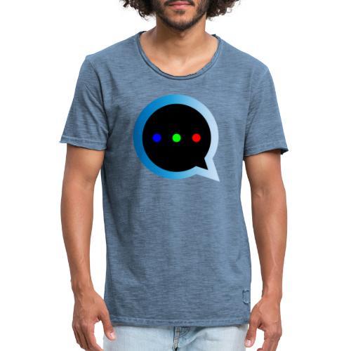 Giacinto Settembrini - Maglietta vintage da uomo