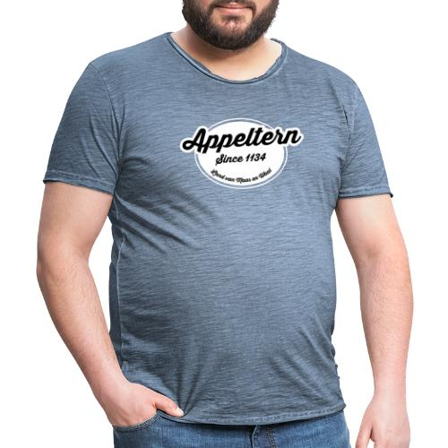 Appeltern - Mannen Vintage T-shirt