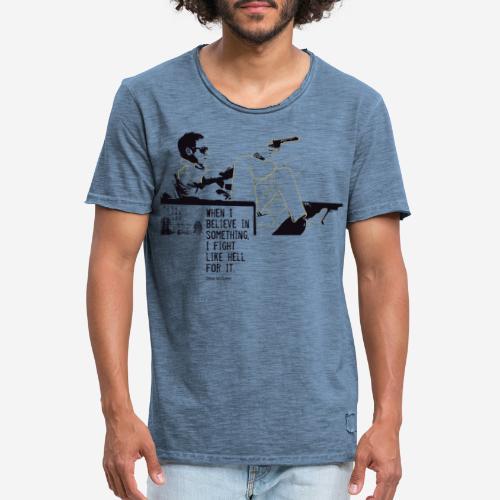 When I Believe - Männer Vintage T-Shirt